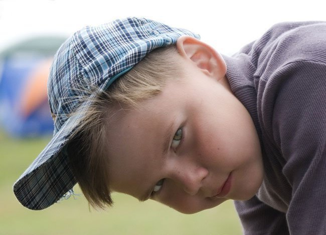 Характер и темперамент ребенка