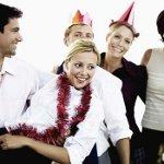 Новогодний корпоратив 2012