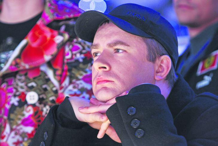 Андрей Данилко не может справиться с алкоголизмом