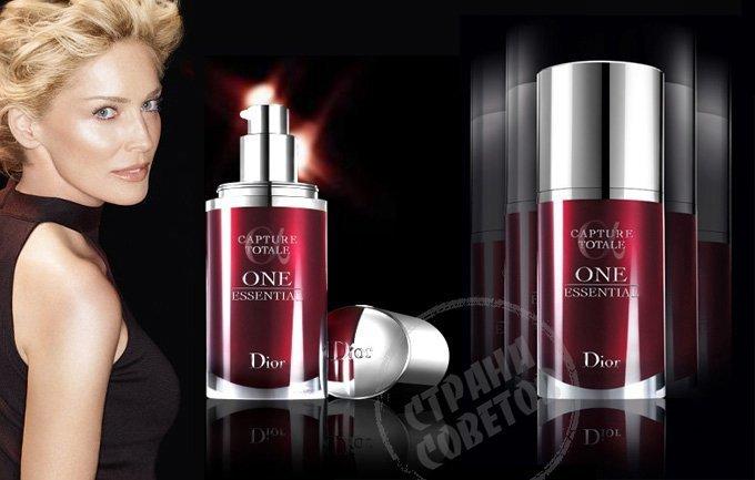 Dior Capture Totale One Essential восстанавливающая сыворотка