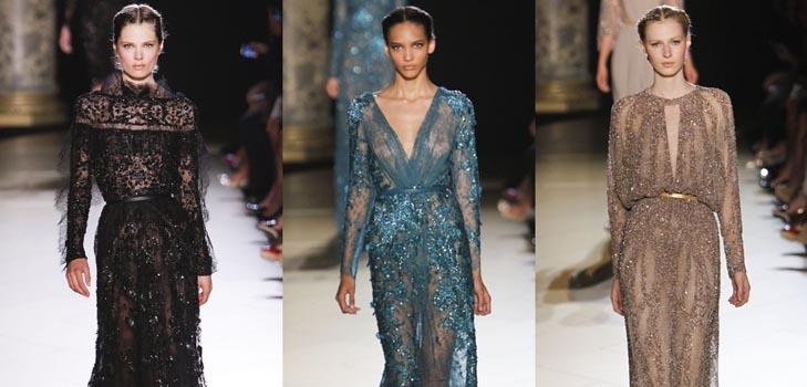 Яркие показы парижской Недели моды