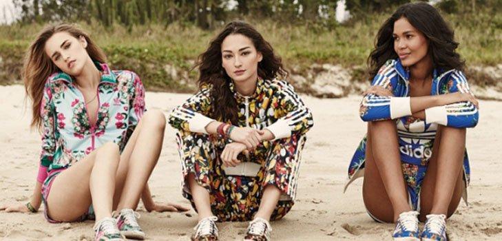 «Футбольная» коллаборация adidas Originals