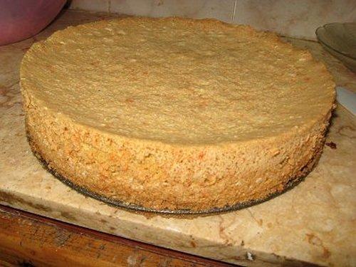 Торт Графские развалины - пошаговый фото-рецепт