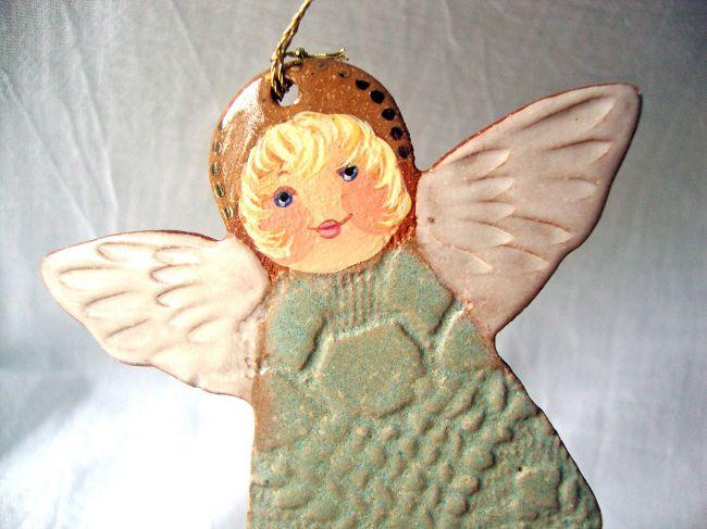 Новогодняя поделка Ангел