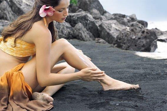 Avon Planet Spa Гавайские вулканы лосьон для тела