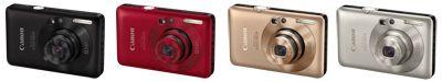 Canon Digital IXUS 100 IS Цифровая камера