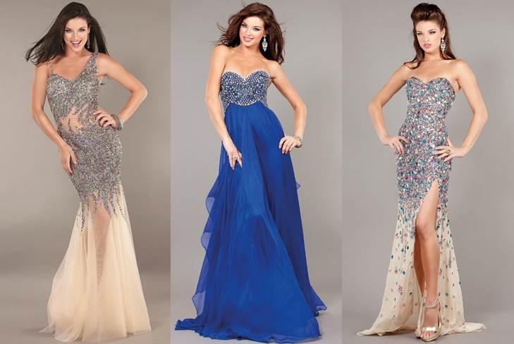 Коллекция вечерних платьев Jovani на Moscow Fashion Week