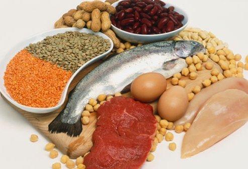 Как выбрать продукты с наибольшим содержанием белка?