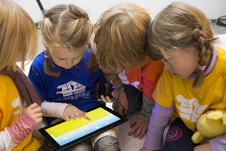 Компьютерные игры для детей: педагогический взгляд