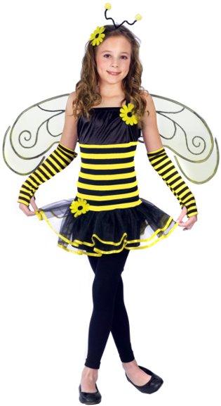 Детский костюм пчелки своими руками