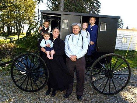 Кто такие амиши? Предвестники новой расы из прошлого?