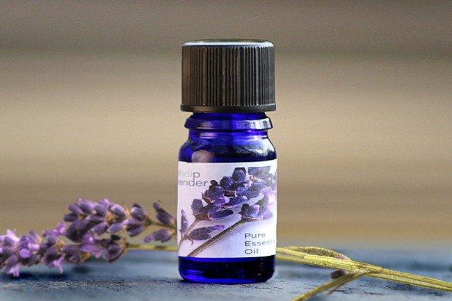 Лавандовое масло в ароматерапии