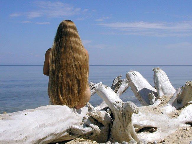 Прически для длинных волос в домашних условиях