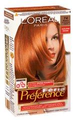 LOreal Preference Feria краска для волос