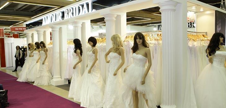 Свадебная и вечерняя мода на выставке «Wedding Fashion Moscow» 14-16 марта 2014 г