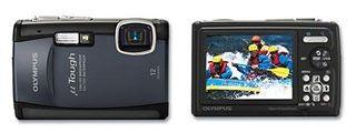 Olympus µ TOUGH-6010 Цифровая камера