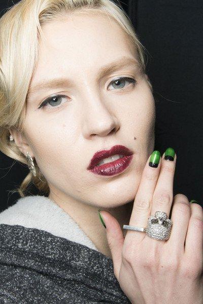 Модные ногти, Зима 2014-2015: фото самых модных вариантов дизайна ногтей, Осень-Зима 2014-2015