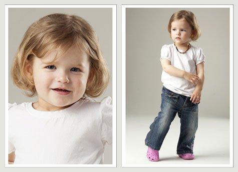 Модные детские стрижки 2014, фото