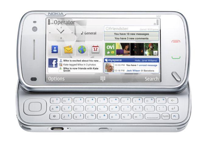 Nokia N97 Смартфон