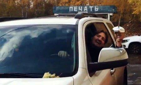 На Водонаеву напал Эдгард Запашный
