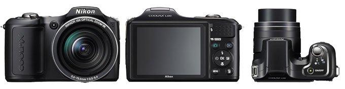 Nikon COOLPIX L100 Цифровая камера
