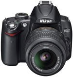 Nikon D5000 Цифровой фотоаппарат