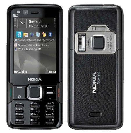 Nokia N82 Смартфон