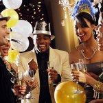 Новогодняя вечеринка: несколько идей