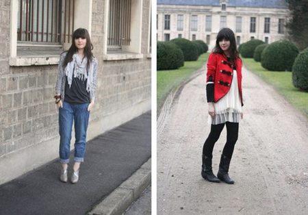 Одеваемся как настоящие француженки