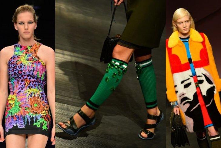 Основные тенденции миланской Недели моды