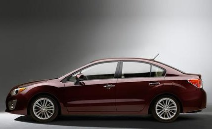 От идеи к легенде! Встречайте - Subaru Impreza WRX Sti