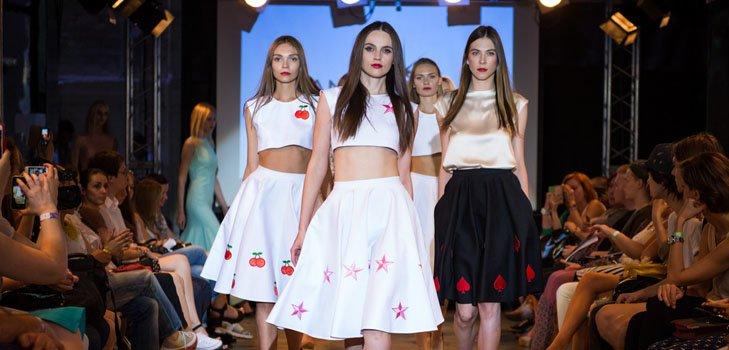 Первый московский Flacon Fashion Festival