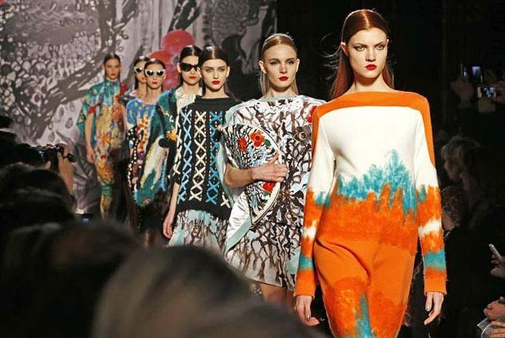 Началась Неделя моды в Париже