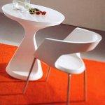 Пластиковая мебель в вашем интерьере