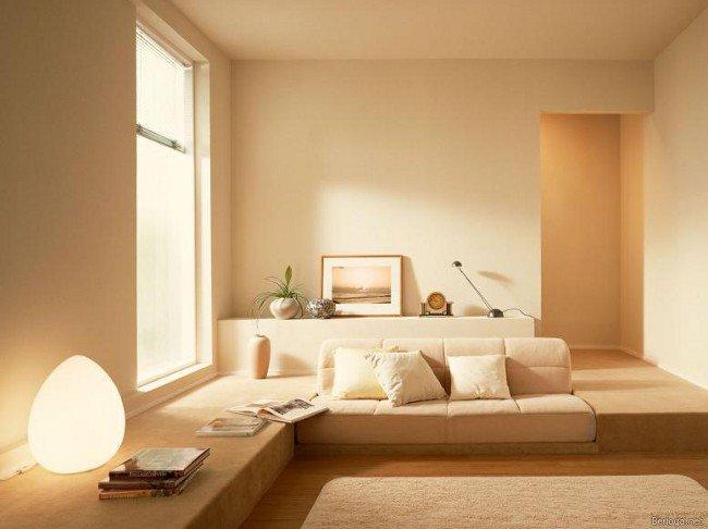 Как сделать подиум в комнате?