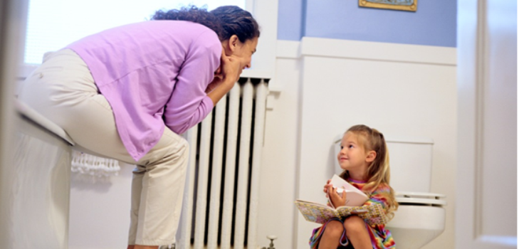 Практические советы молодым родителям: как приучить ребенка к горшку