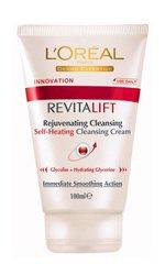 LOreal Revitalift крем для умывания, молочко, тоник, салфетки для снятия макияжа