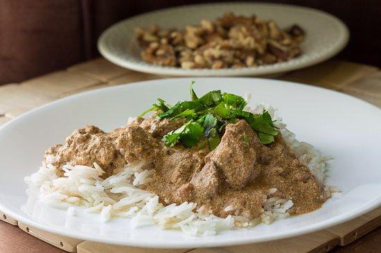 Сациви из курицы по-грузински: пошаговый фото рецепт