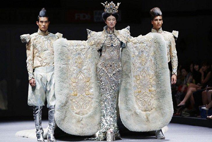Неделя азиатской моды в Сингапуре