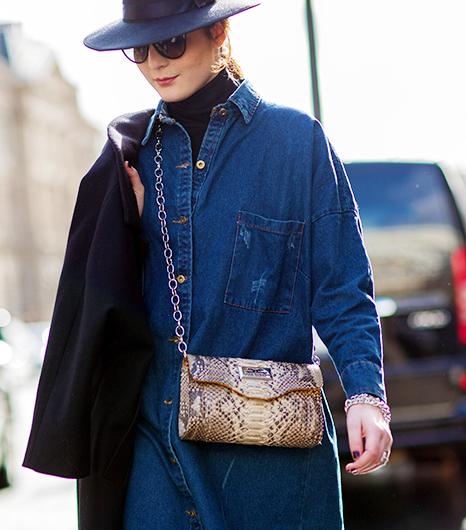 Street Style: Неделя Моды в Париже