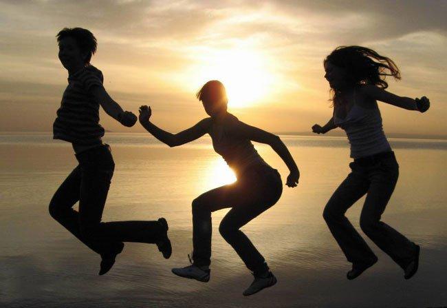 Физическое развитие подростка