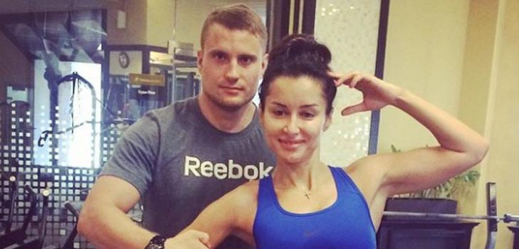 Тина Канделаки сделала предложение личному фитнес-тренеру