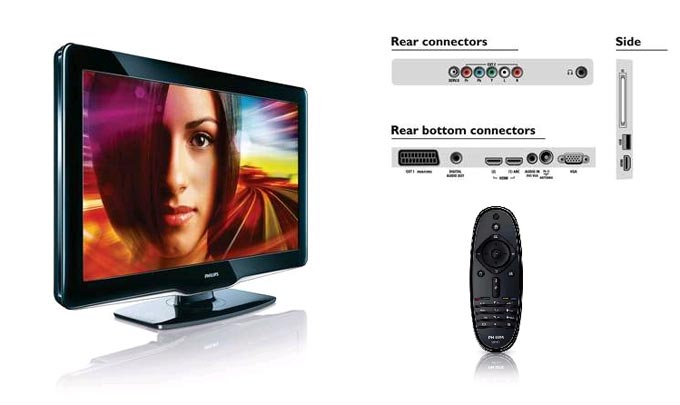 Sony KDL-32EX402 LCD телевизор