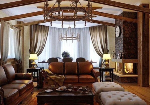Выбираем мебель в стиле прованс