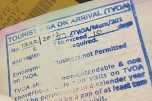 Визы на Гоа для россиян. Как и где оформить визу на Гоа