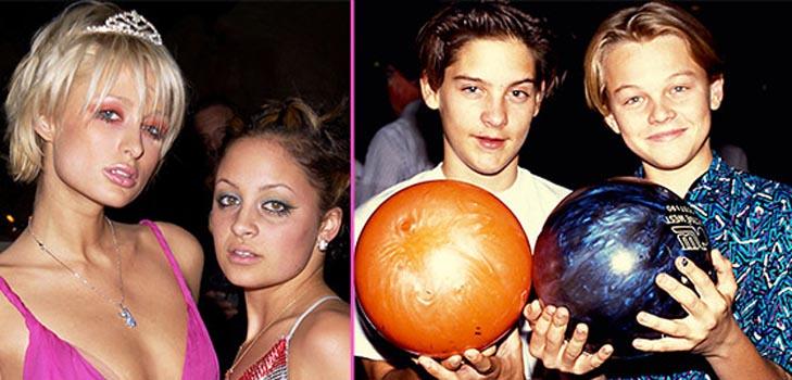 Звезды Голливуда и их друзья детства